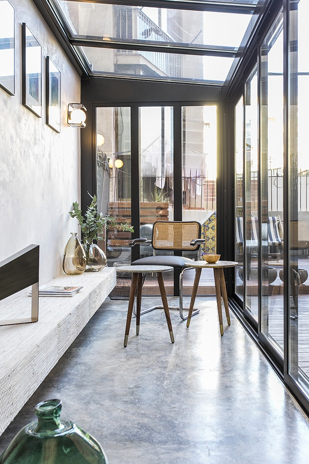vivienda en Barcelona ABAG proyecto CB30 diariodesign