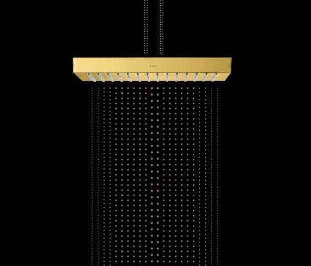 ducha de laton custom de axor personalización diariodesign
