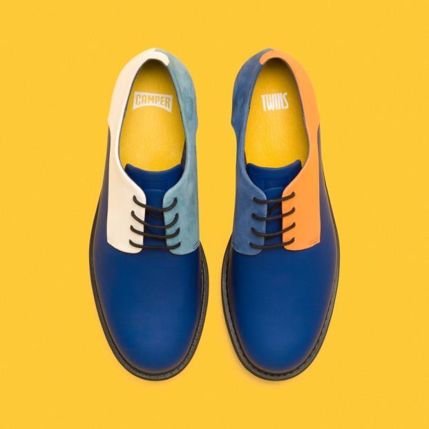 zapatos twins de camper diariodesign