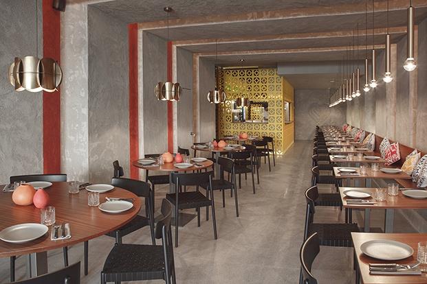 casa amores el mejor interiorismo 2018 restaurante en valencia diariodesign