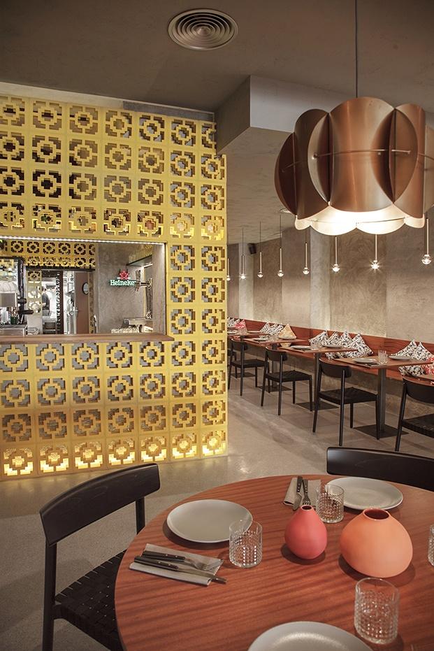 restaurante mexicano casa Amores en valencia reforma de espacio ideo diariodesign