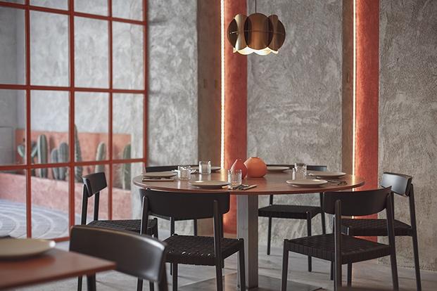 restaurante mexicano casa Amores en valencia diariodesign