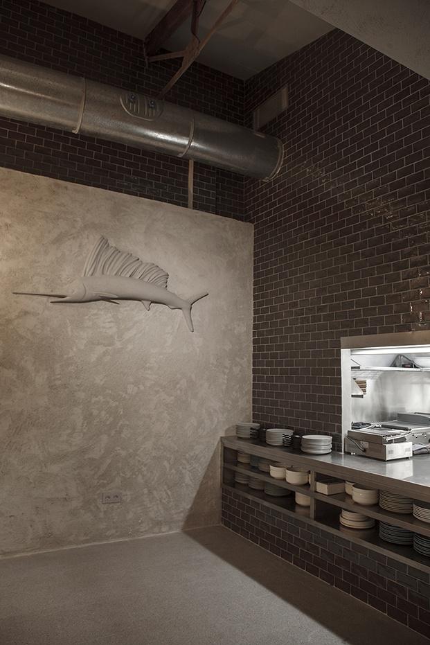 restaurante mexicano casa Amores en valencia cocina diariodesign