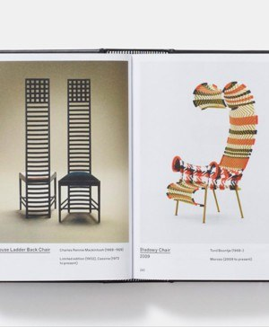 Chair 500 Designs That Matter editorial Phaidon sillas Shadow Chair Tord Boontje diariodesign