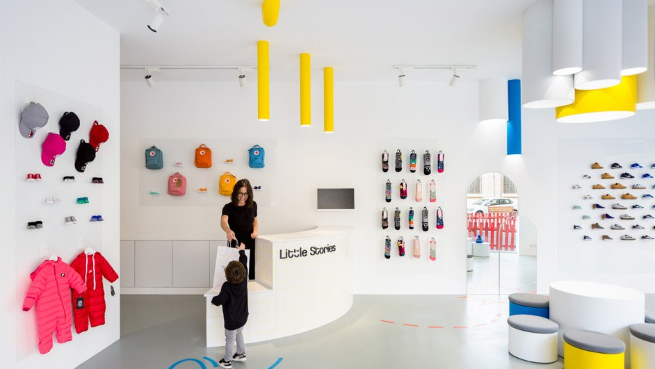 tienda Little stories de clap studio diariodesign