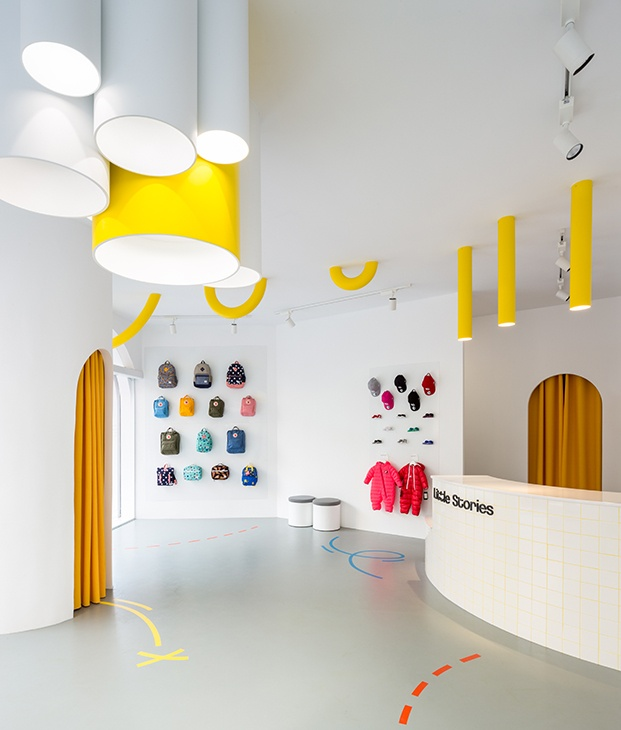 tienda Little stories de clap studio en valencia diariodesign