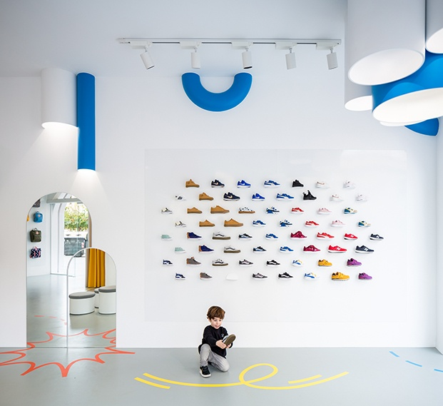 tienda para ninos Little stories de clap studio en valencia diariodesign