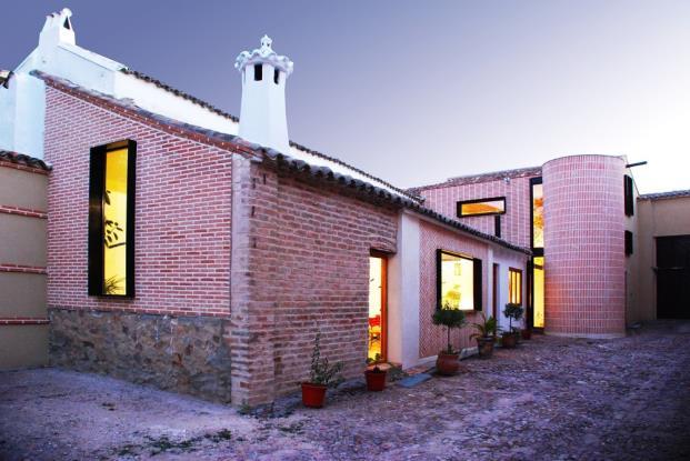 OOIIO Arquitecto Reforma de un pajar en Toledo diariodesign