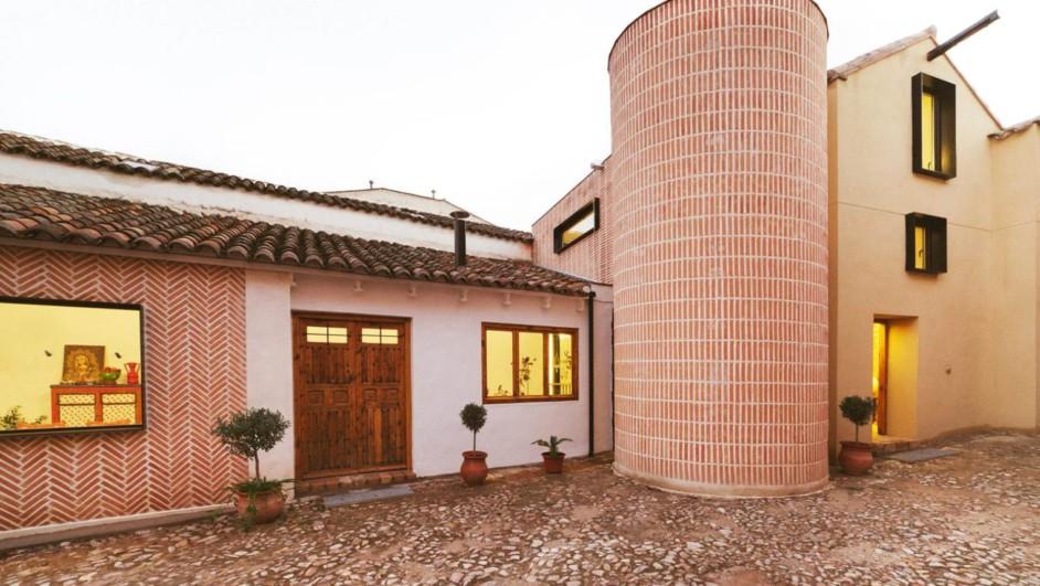 OOIIO Arquitecto Reformas Toledo Pajar exterior diariodesign