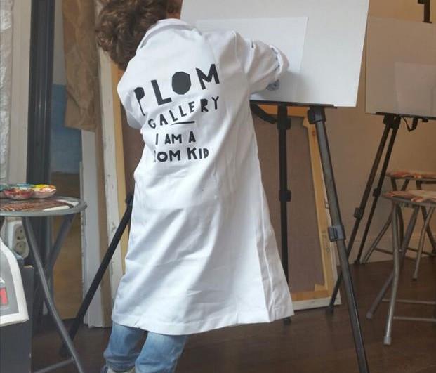 Plom gallery actividades infantiles arte diariodesign