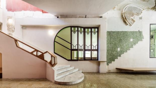 sala becket en barcelona diariodesign
