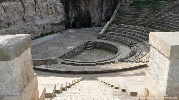teatre grec barcelona diariodesign