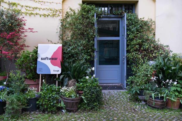 Softwear Google Lidewij Edelkoort Milano 2018 headphones diariodesign