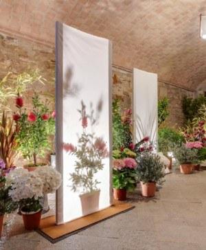 Temps de Flors Girona 2018 interior sombras diariodesign