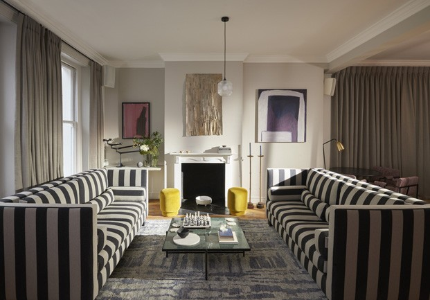 The AllBright club exclusivo para mujeres en londres No12 arquitectos diariodesign