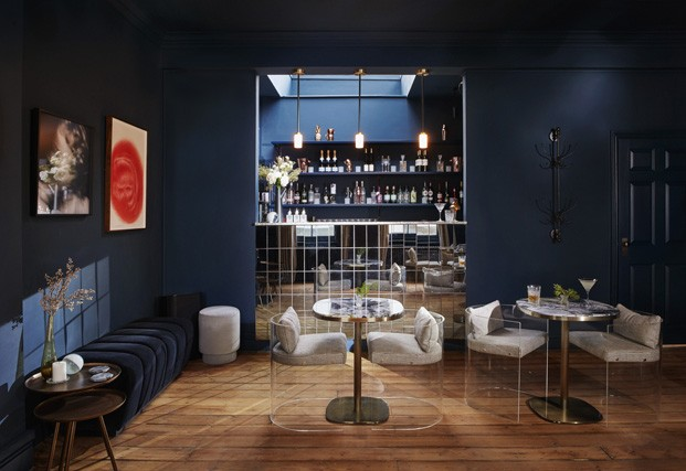 The AllBright club exclusivo para mujeres en londres No12 arquitectos west cocteleria diariodesign