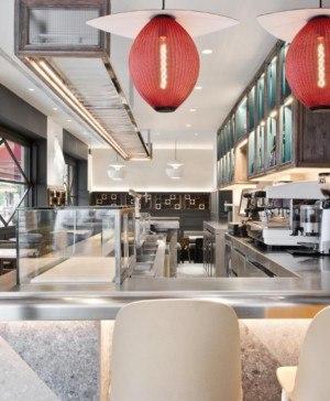 Los arquitectos alfons tost y damian sanchez reforman el bar michigan restaurante tapas barcelona diariodesign