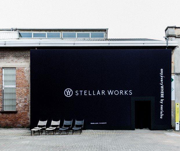 any everywhere stellar works superstudio tortona diariodesign