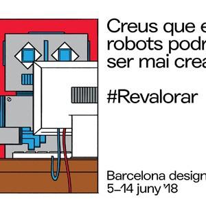 barcelona design week 2018 cartel diariodesign