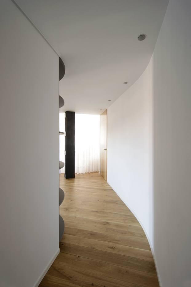 casa cg11 garmendia cordero diariodesign corredor