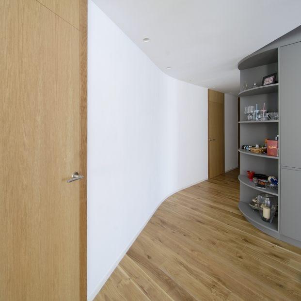 casa cg11 garmendia cordero diariodesign pasillo
