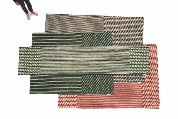 coleccion blur nanimarquina bouroullec diseno espanol salone del mobile milan diariodesign