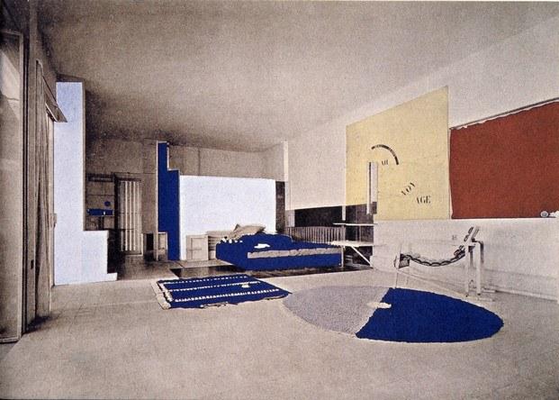 e1027 eileen gray jan badovici parejas modernas pompidou diariodesign
