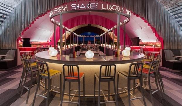El espectacular diner de David Rockwell en Milán imprescindibles diariodesign