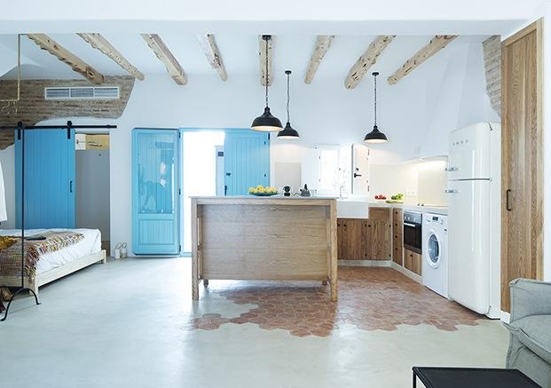 la casa del puerto apartamentos en valencia cala salada diariodesign