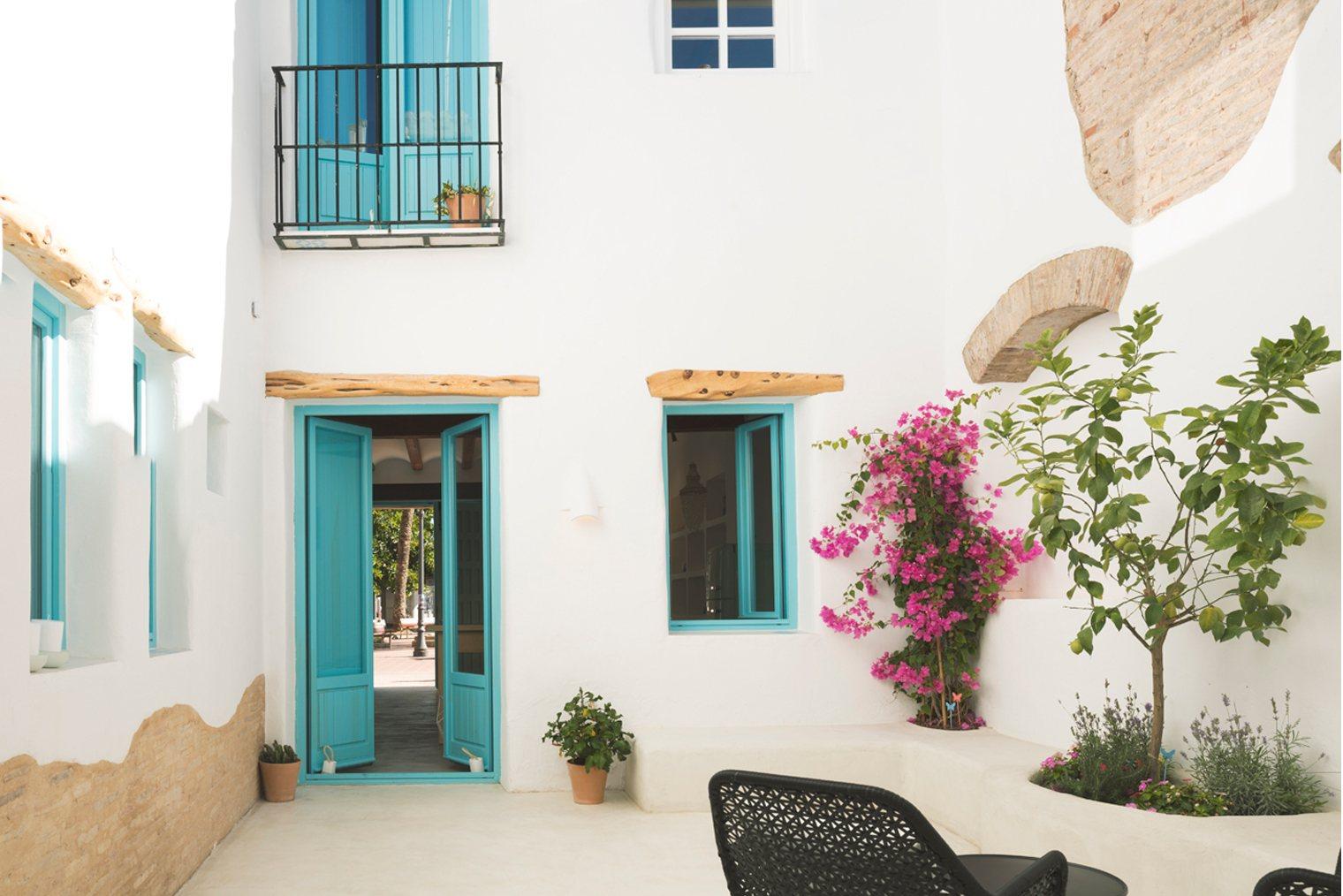 La casa del puerto apartamentos para un verano mediterr neo - Casas del mediterraneo valencia ...