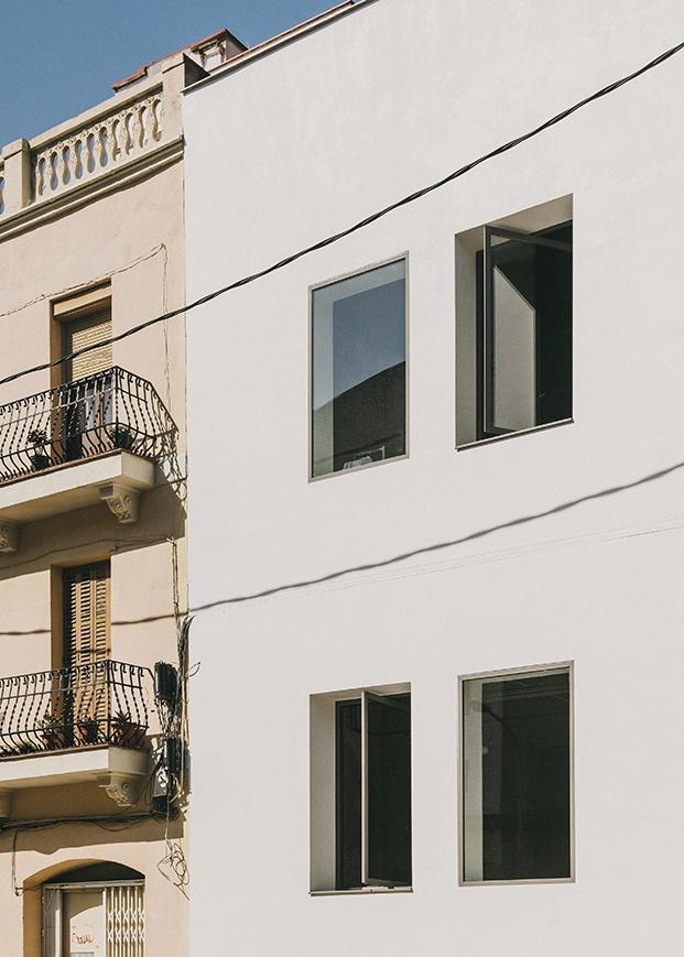 pasaje montoya espacio coworking y eventos en barcelona poblenou fachada diariodesign
