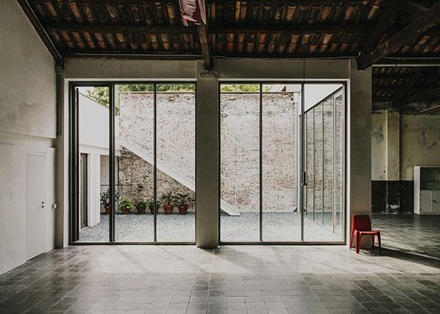 pasaje montoya espacio coworking y eventos en barcelona baldosa hidraulica diariodesign