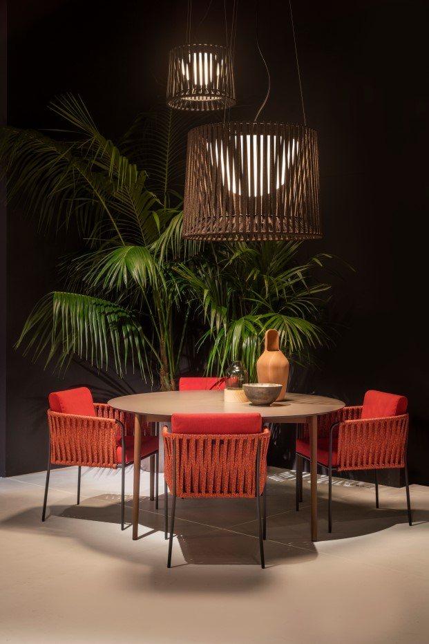 expormim presenta sillas frames de hayon en milan 2018 diariodesign