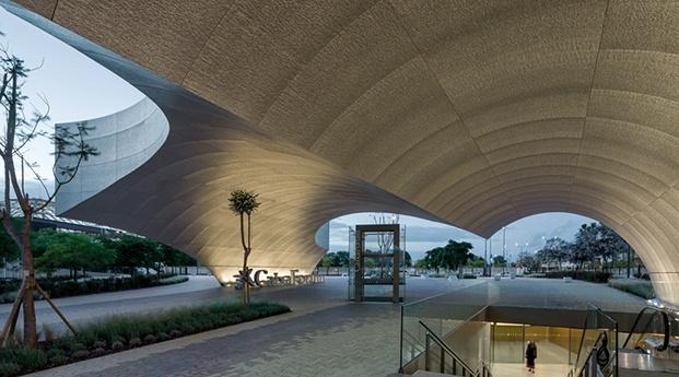 Museo Caixa Forum Sevilla finalista premios fad 2018 arquitectura diariodesign