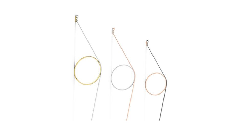 top10 iluminacion flos formafantasma wire ring diariodesign