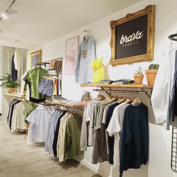 tienda Brava Fabrics Barcelona