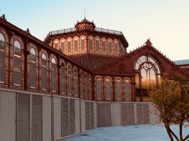 Mercat de Sant Antoni diariodesign exterior