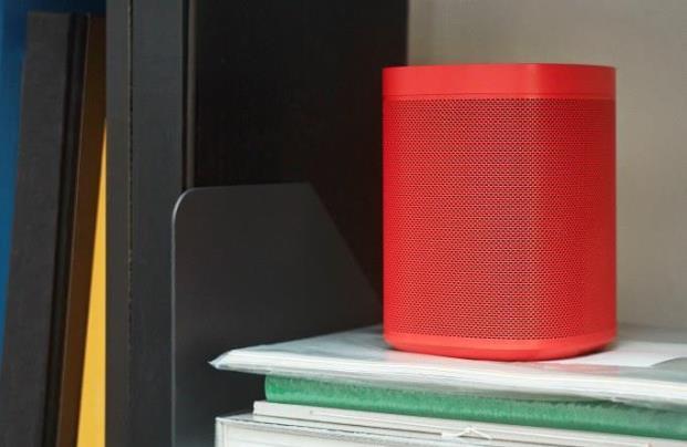 Speaker-rojo-Sonos-Hay-diariodesign