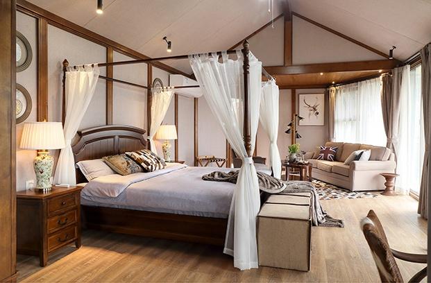 hotel en china Three Gorges RV Park habitacion diariodesign