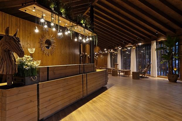 hotel en Yichang Three Gorges RV Park diariodesign