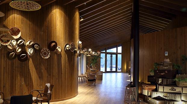hotel en china Three Gorges RV Park diariodesign