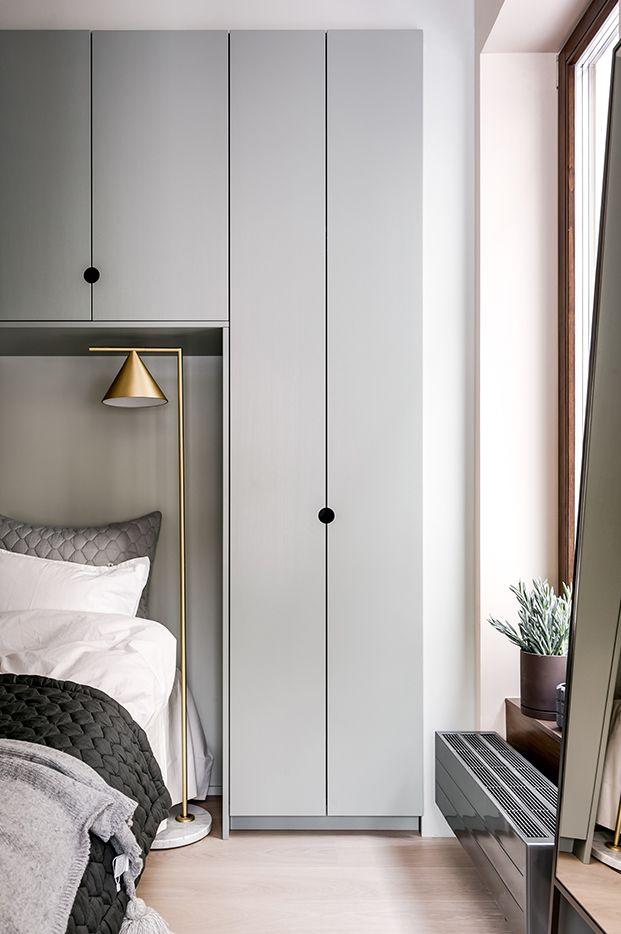 apartamentos mono sostenibilidad funcionalismo escandinavo diariodesign dormitorio diariodesign