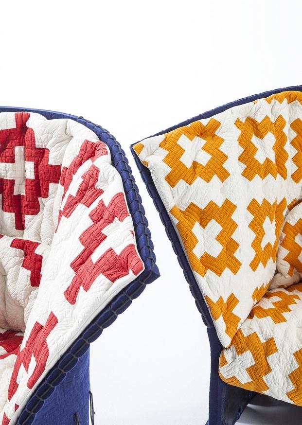 butaca feltri edicion limitada calvin klein art basel diariodesign