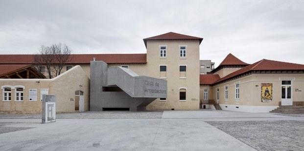 casa da arquitectura matosinhos mencion especial premios fad 2018 diariodesign
