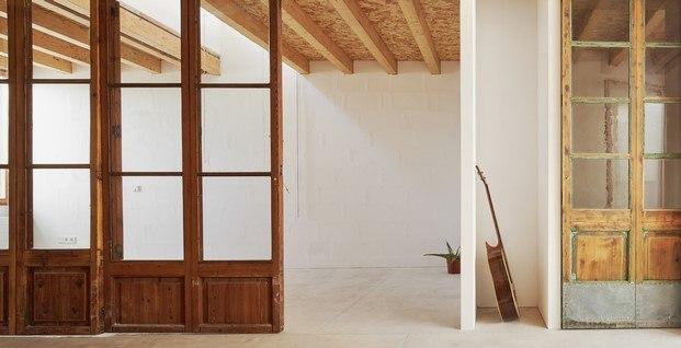 interior life reusing posidonia premios fad arquitectura 2018 diariodesign