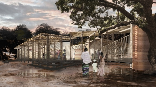 kaira looro competition for a cultural center diariodesign tercer premio