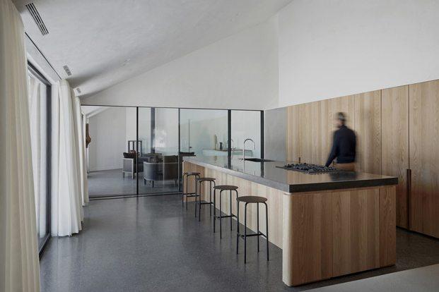 cocina casa quebec atelier barda diariodesign
