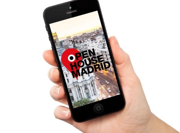 open house madrid 2018 diariodesign app