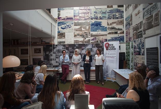 open house madrid 2018 diariodesign presentacion