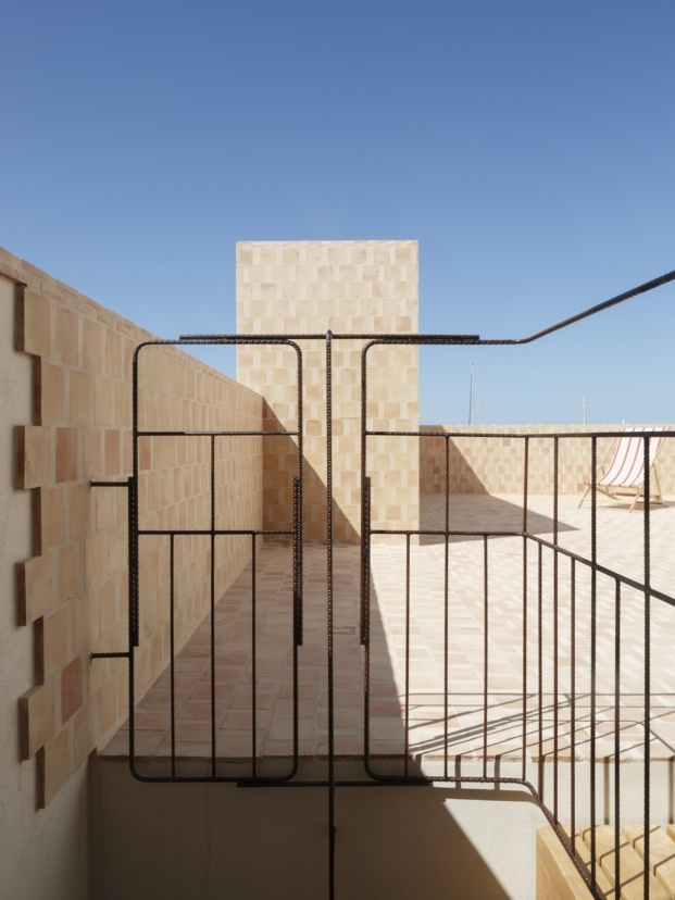 ted a arquitectes can picafort premios fad 2018 diariodesign barandilla terraza